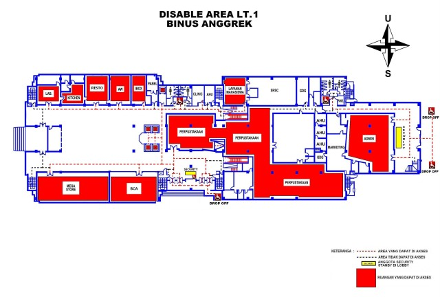 Disable Area Lt.1