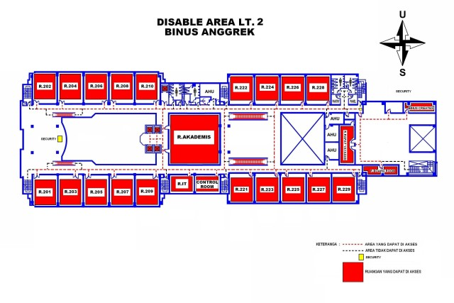 Disable Area Lt.2