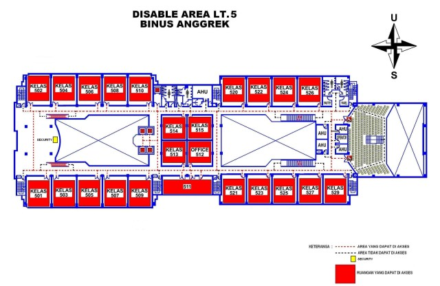 Disable Area Lt.5
