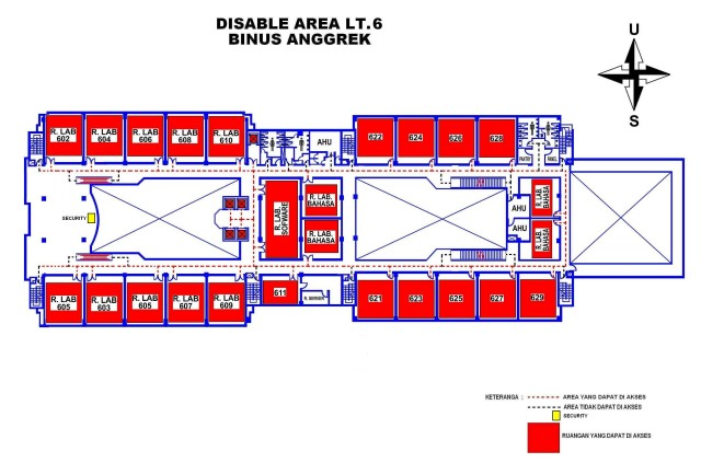 Disable Area Lt.6