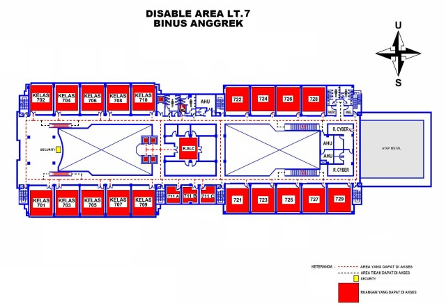 Disable Area Lt.7