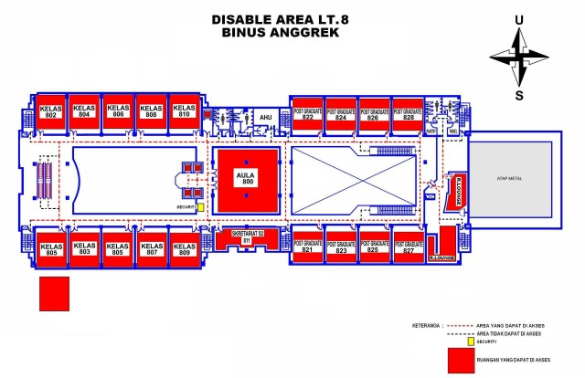 Disable Area Lt.8
