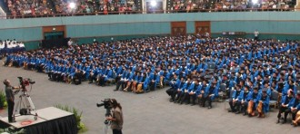 Sambutan Rektor BINUS University Pada Wisuda 47