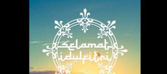 Selamat Idul Fitri, 1 Syawal 1437 Hijriah.