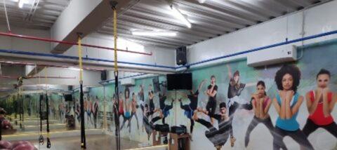 Multifunction Fitness Room
