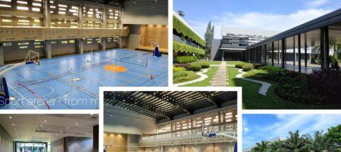 Various Sport Court